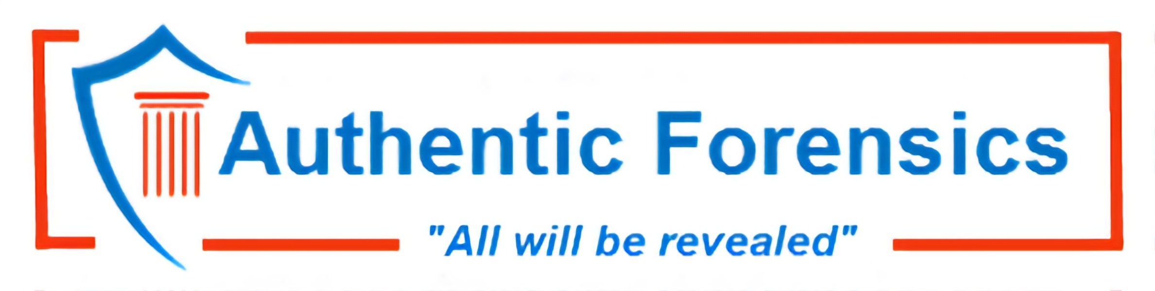The Authentic Forensics company logo.