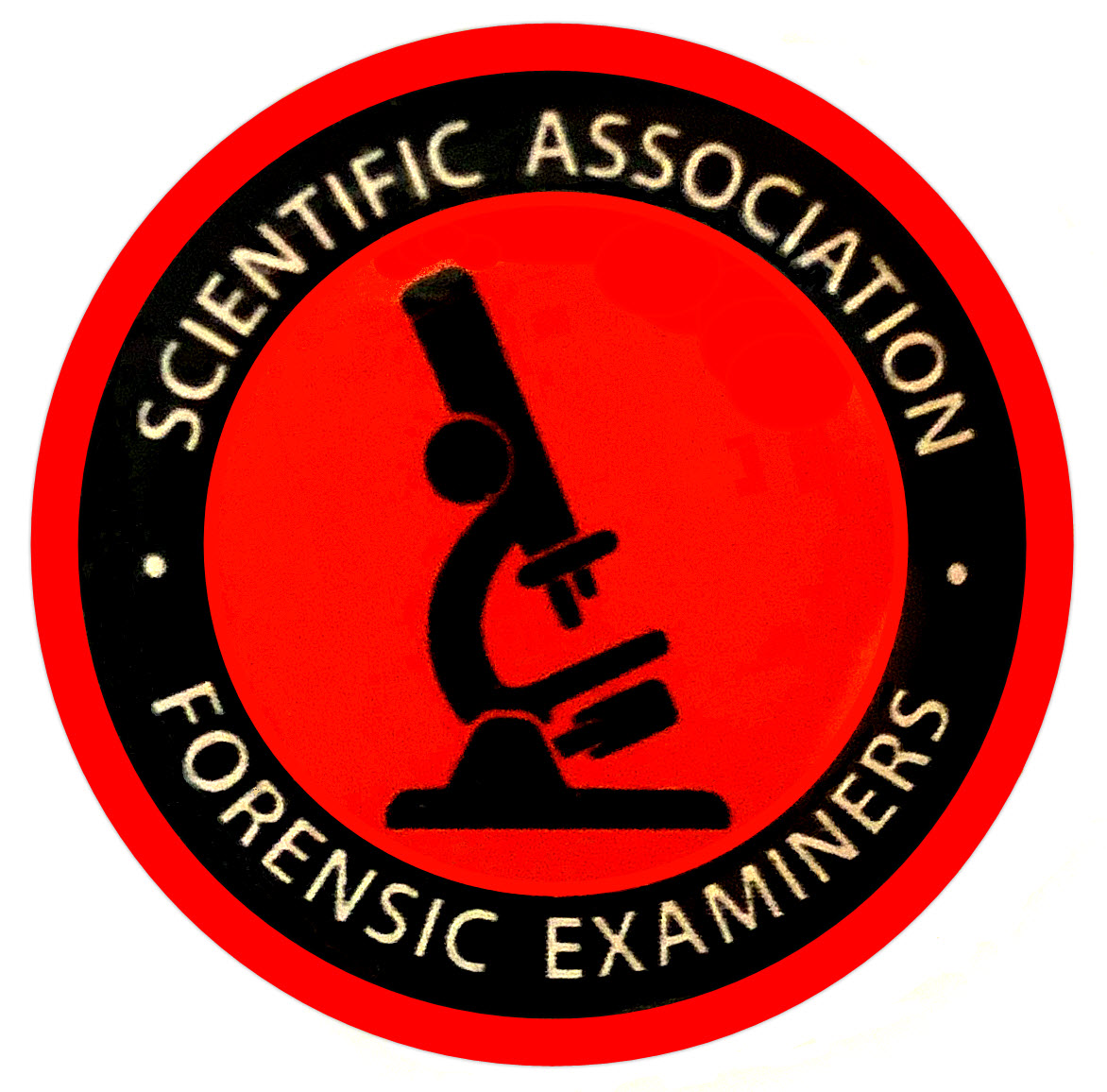 The Scientific Association of Forensic Examiners Member Logo