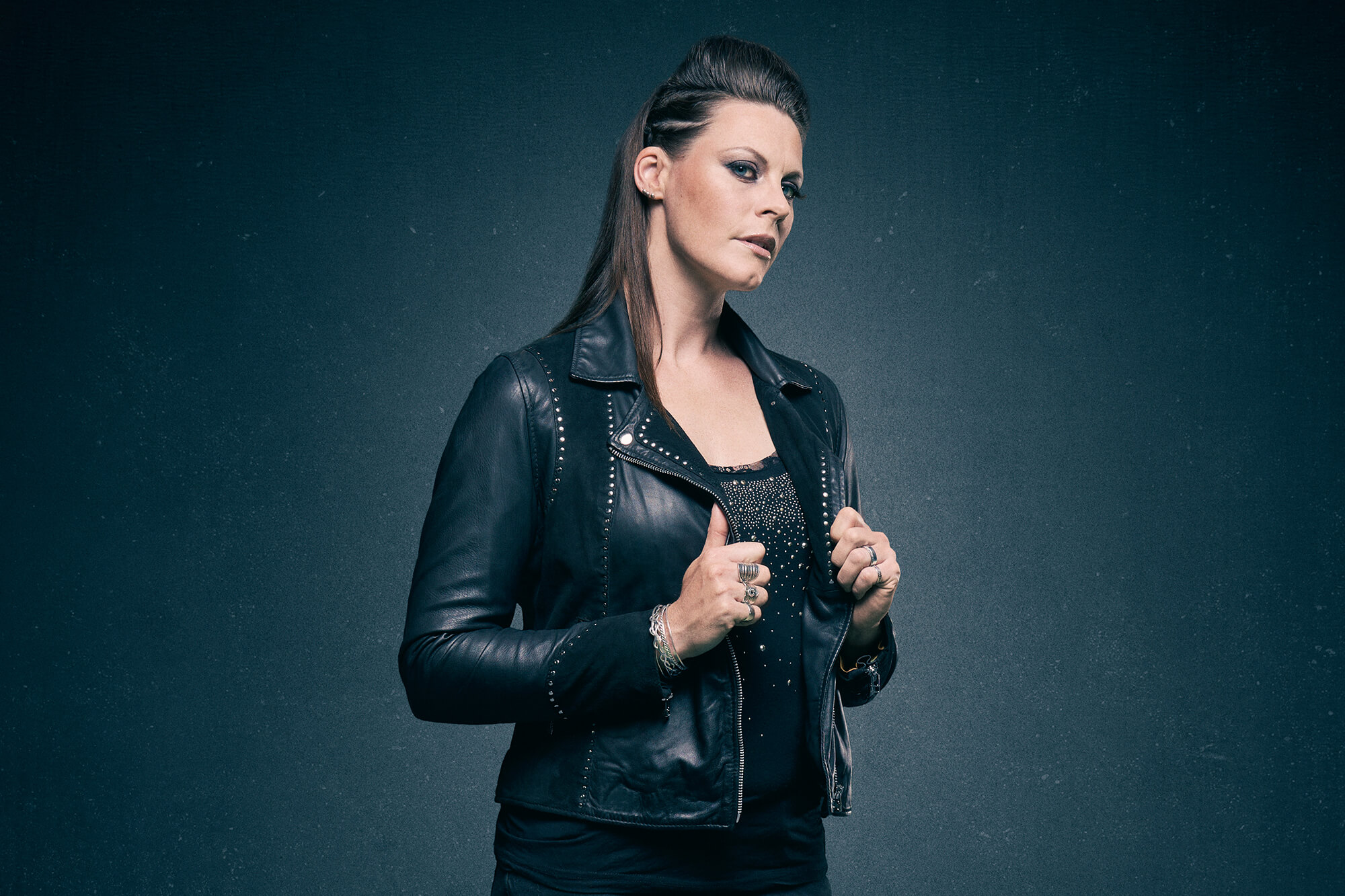 Floor Jansen Northward Press Photo