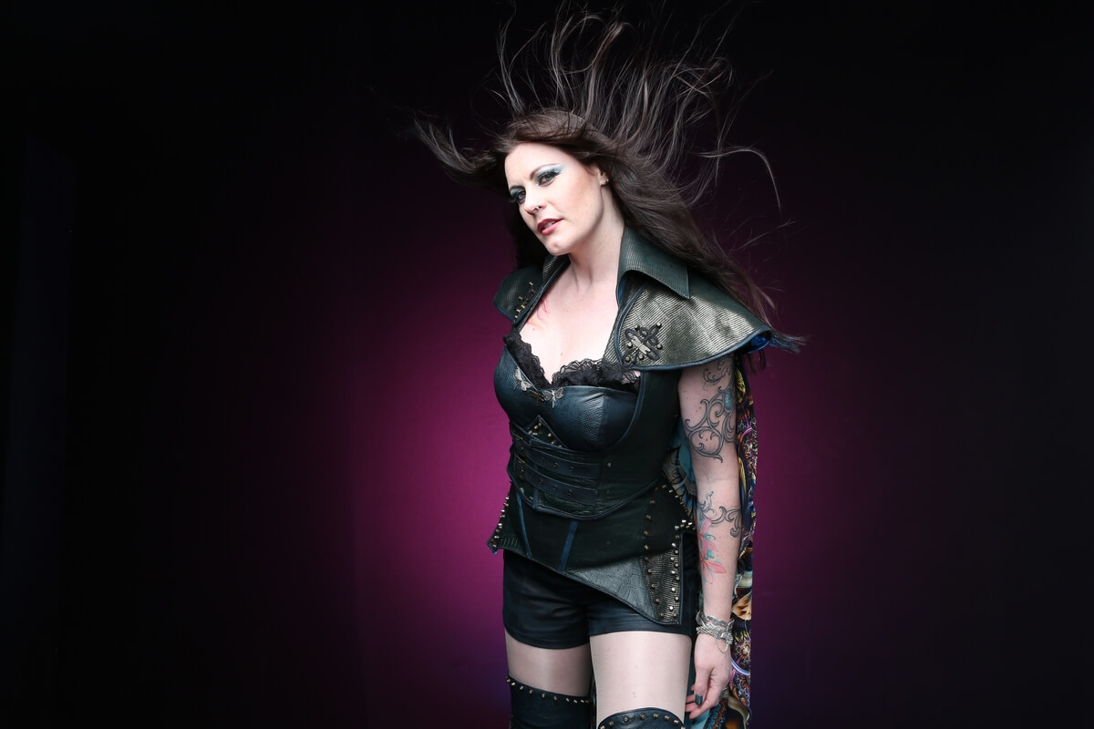 Floor Jansen Promo Photo