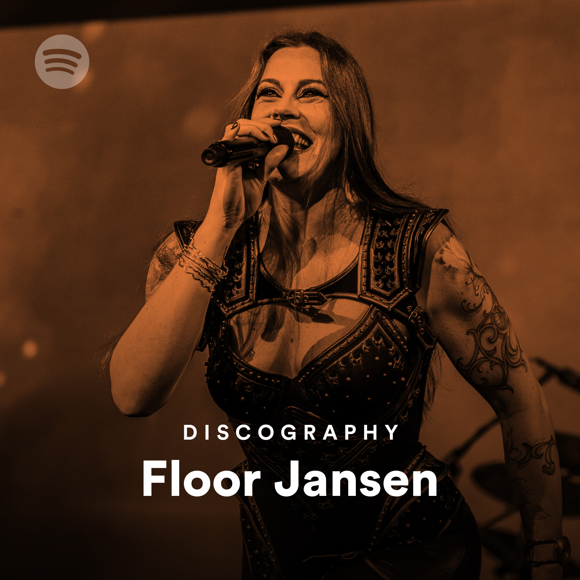 Floor Jansen Discography Spotify Playlist