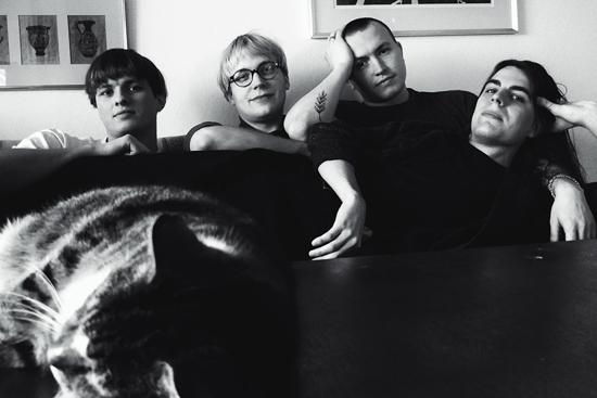 PREMIÄR: Insaunas släpper debutalbum