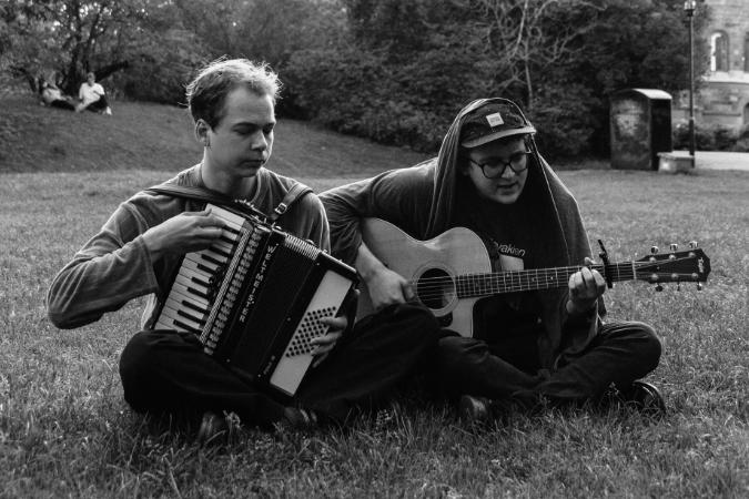 """Live Session: Karakou – """"Johan och Sofia kyrka"""""""