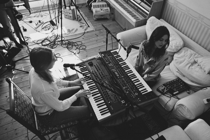 """Live Session: Hanna Järver – """"min bästa vän"""""""
