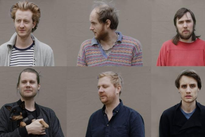 Den svenska björnstammen om ny musik, konflikter och skogen