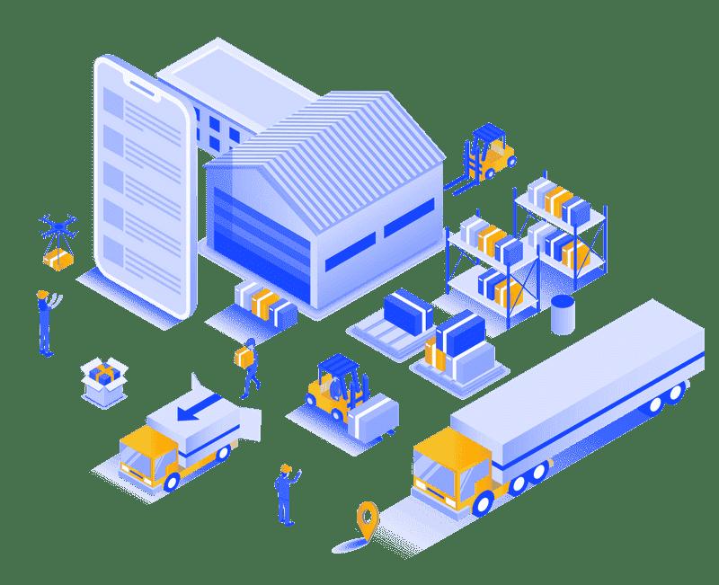 Statistics of Simpl Fulfillment Shipments