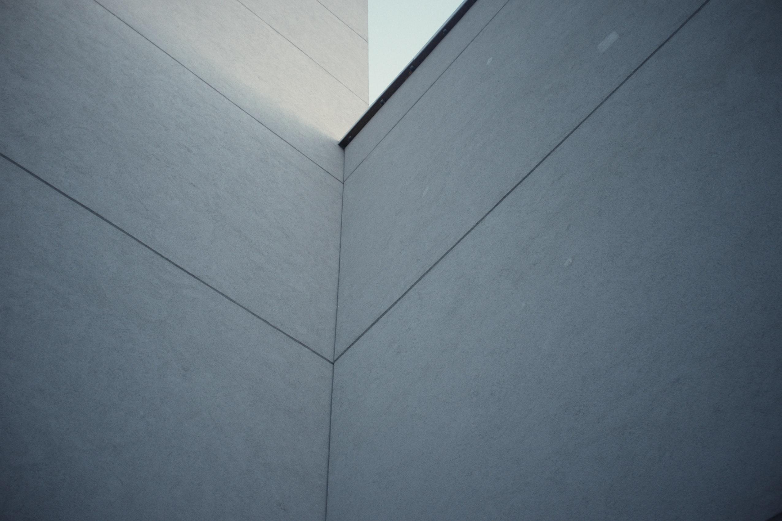 Garasje i betong