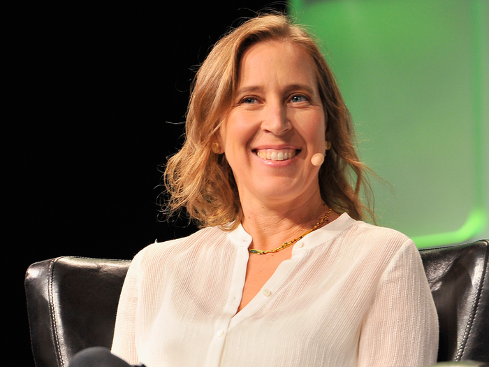 YouTube CEO Susan Wojcicki Took a Shot at Facebook: 'They Should Get Back  to Baby Pictures'
