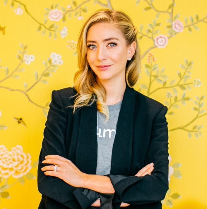 Whitney Wolfe Herd's Booking Agent and Speaking Fee - Speaker Booking Agency