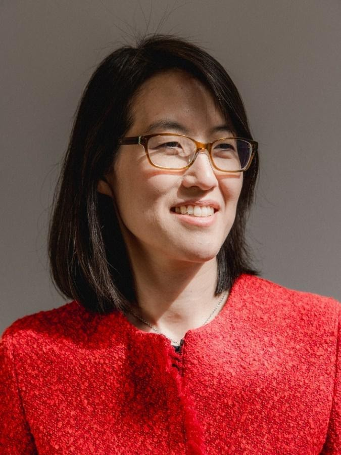 The Education of Ellen Pao - The New York Times