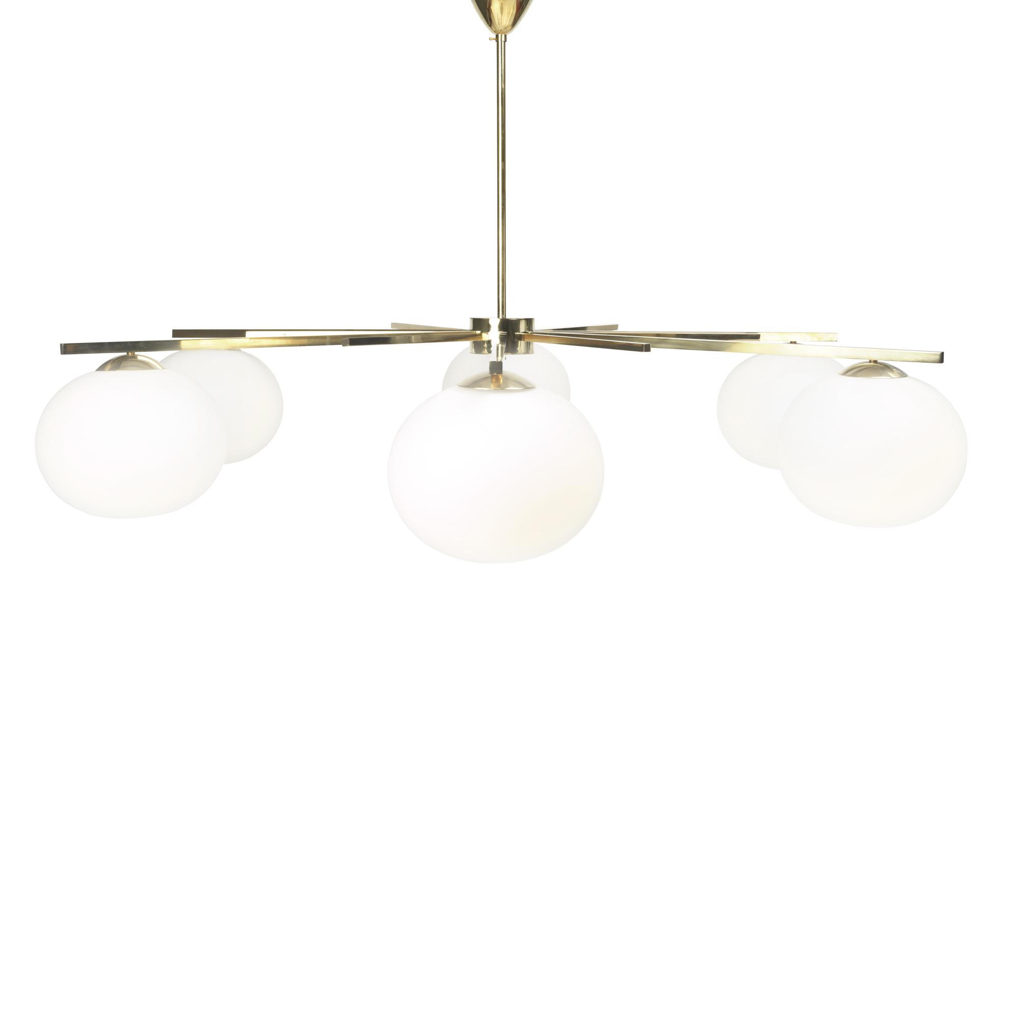 Sphere ceiling lamp
