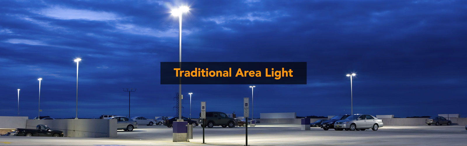Traditional Area Light