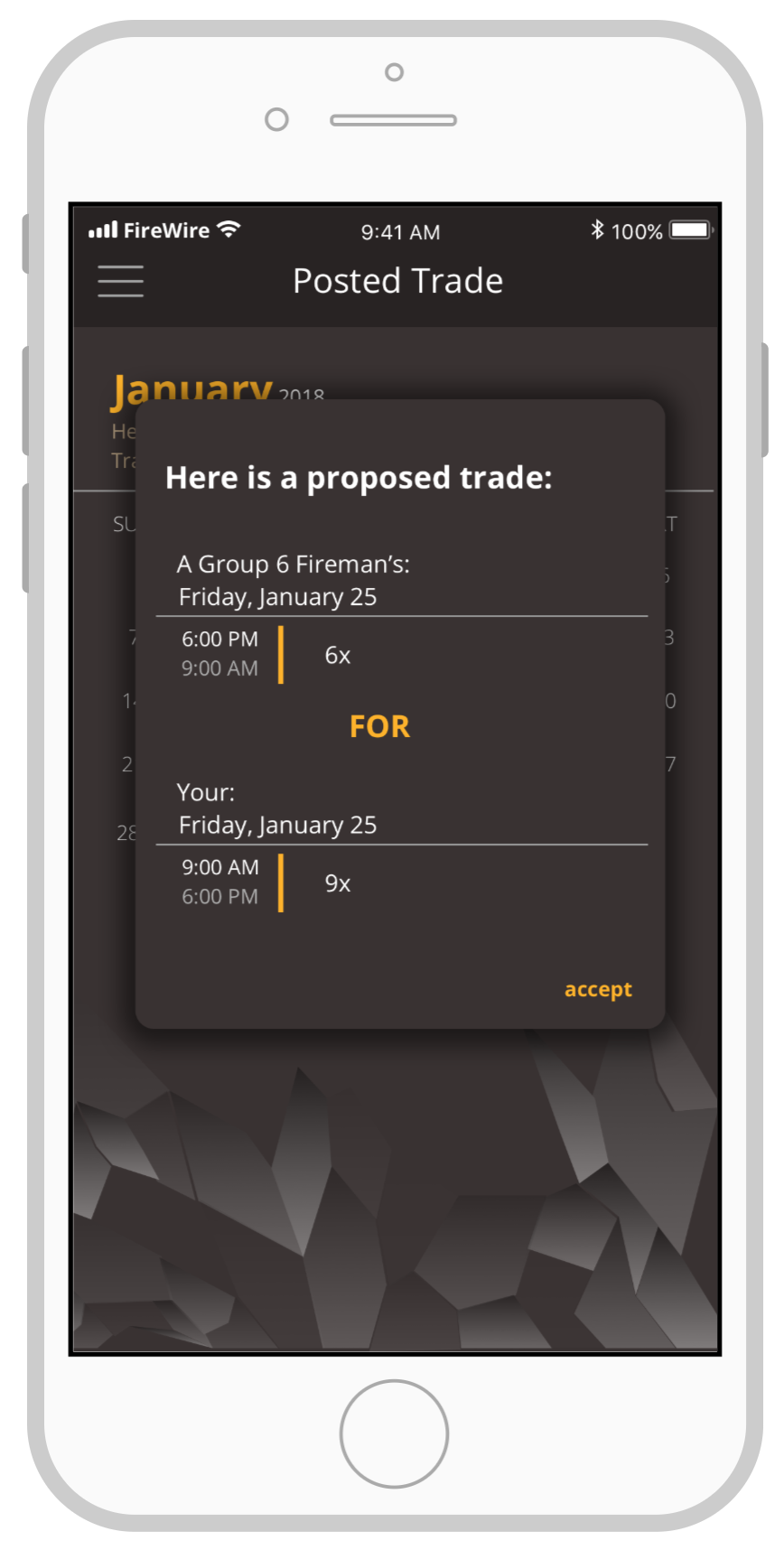 FireWire Trade
