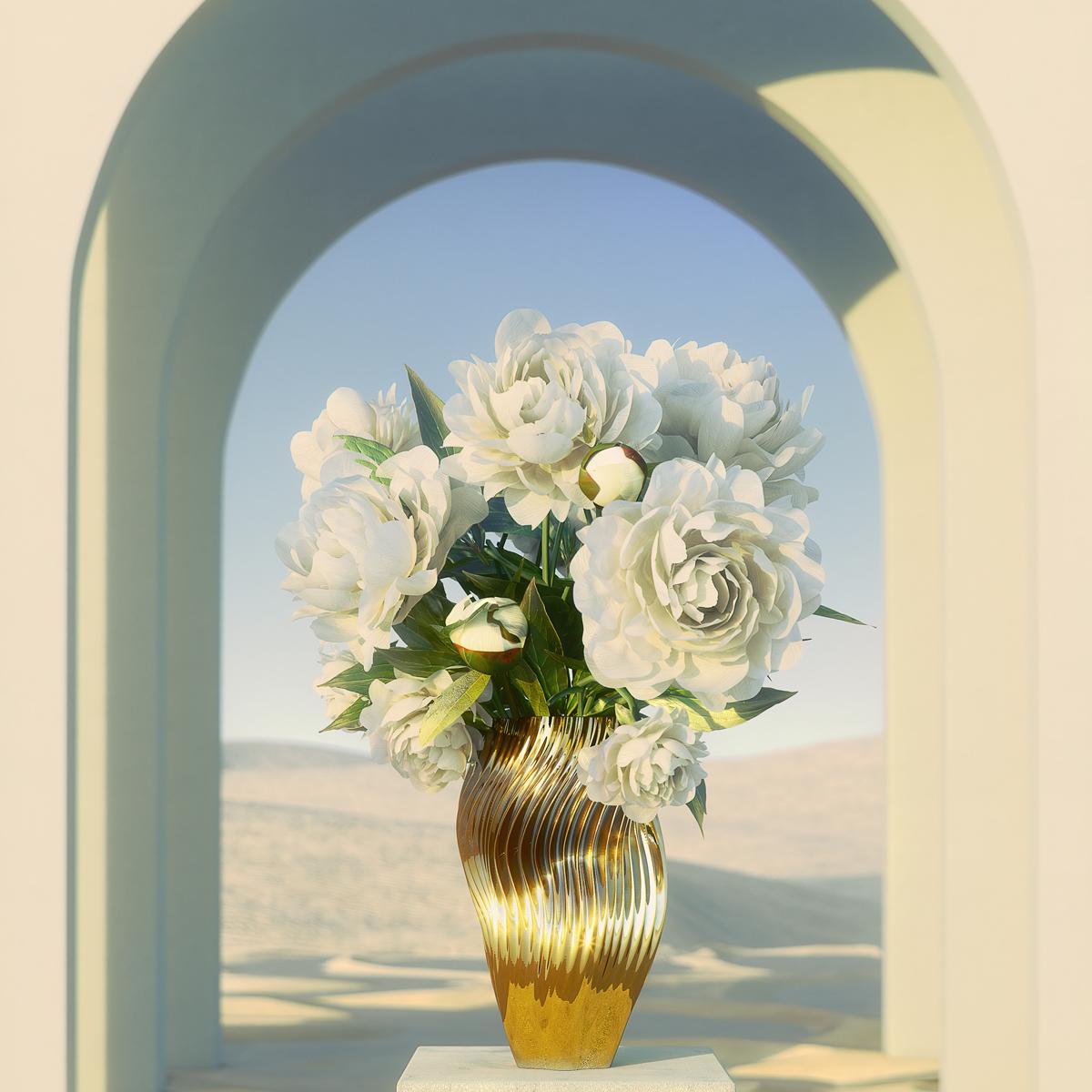 Narrow Vase