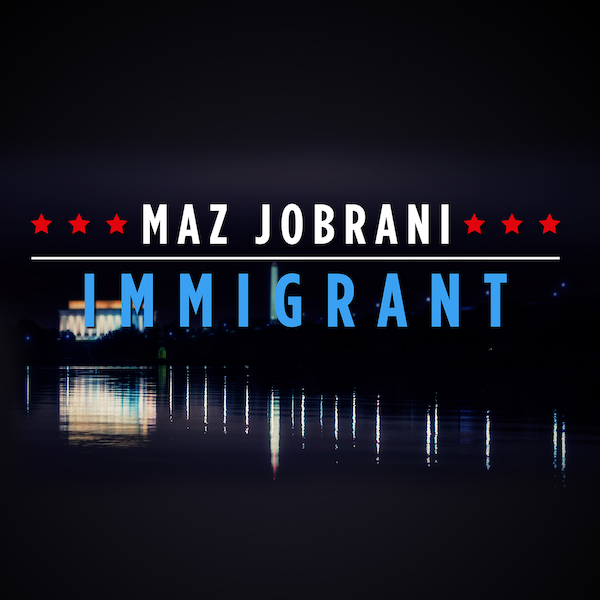 Maz Jobrani Immigrant