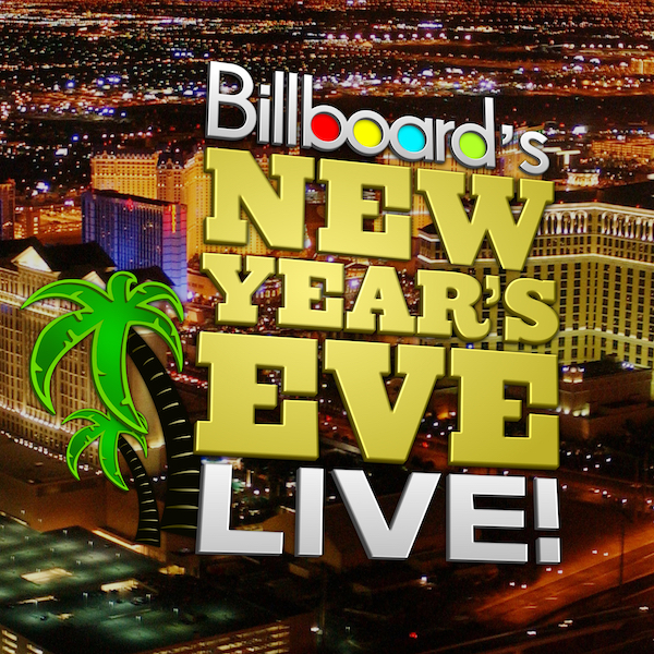 billboard New Years eve live
