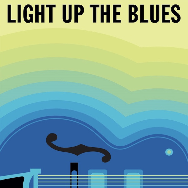 light up the blues