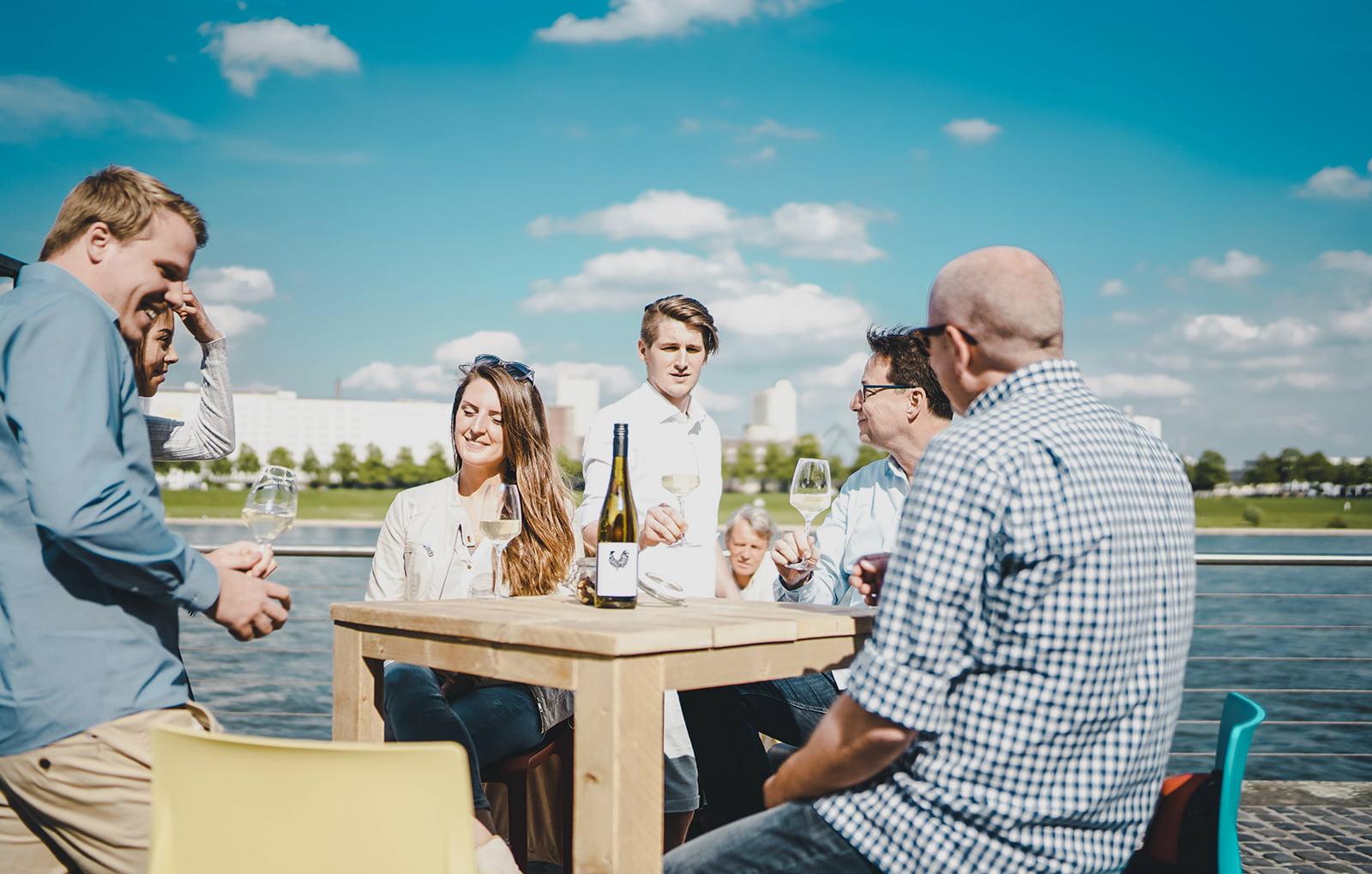 Weinfest am Rhein Header