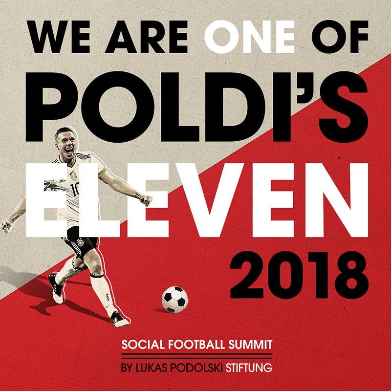 POLDI'S ELEVEN - Social Media Post