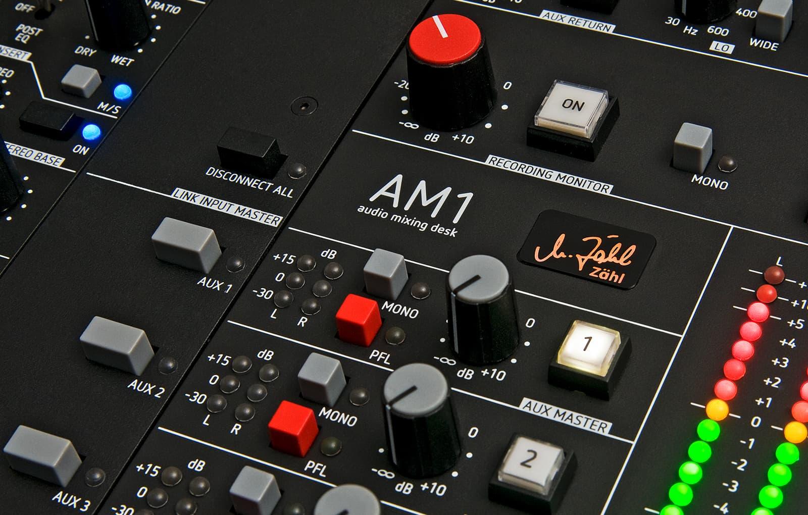 Zähl Elektronik Tontechnik