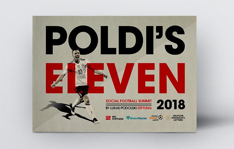 POLDI'S ELEVEN - Keyvisual
