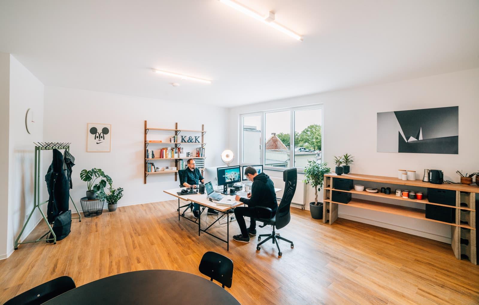 Das Büro - Kirch & Kriewald