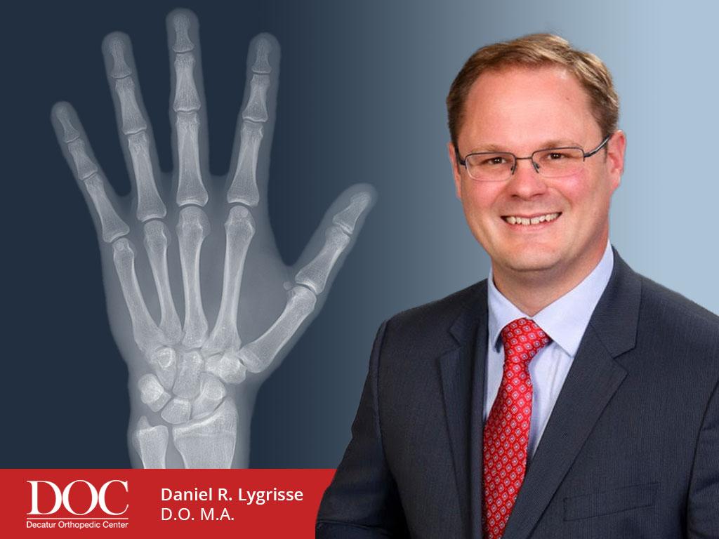 Meet Dr. Lygrisse