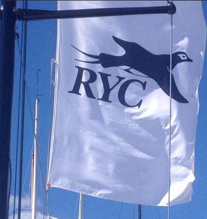 RYC förstagsflagga