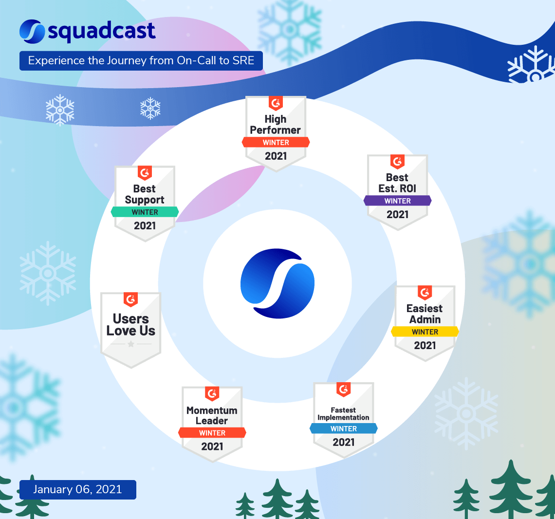 G2 Recognizes Squadcast as Momentum Leader in Incident Management