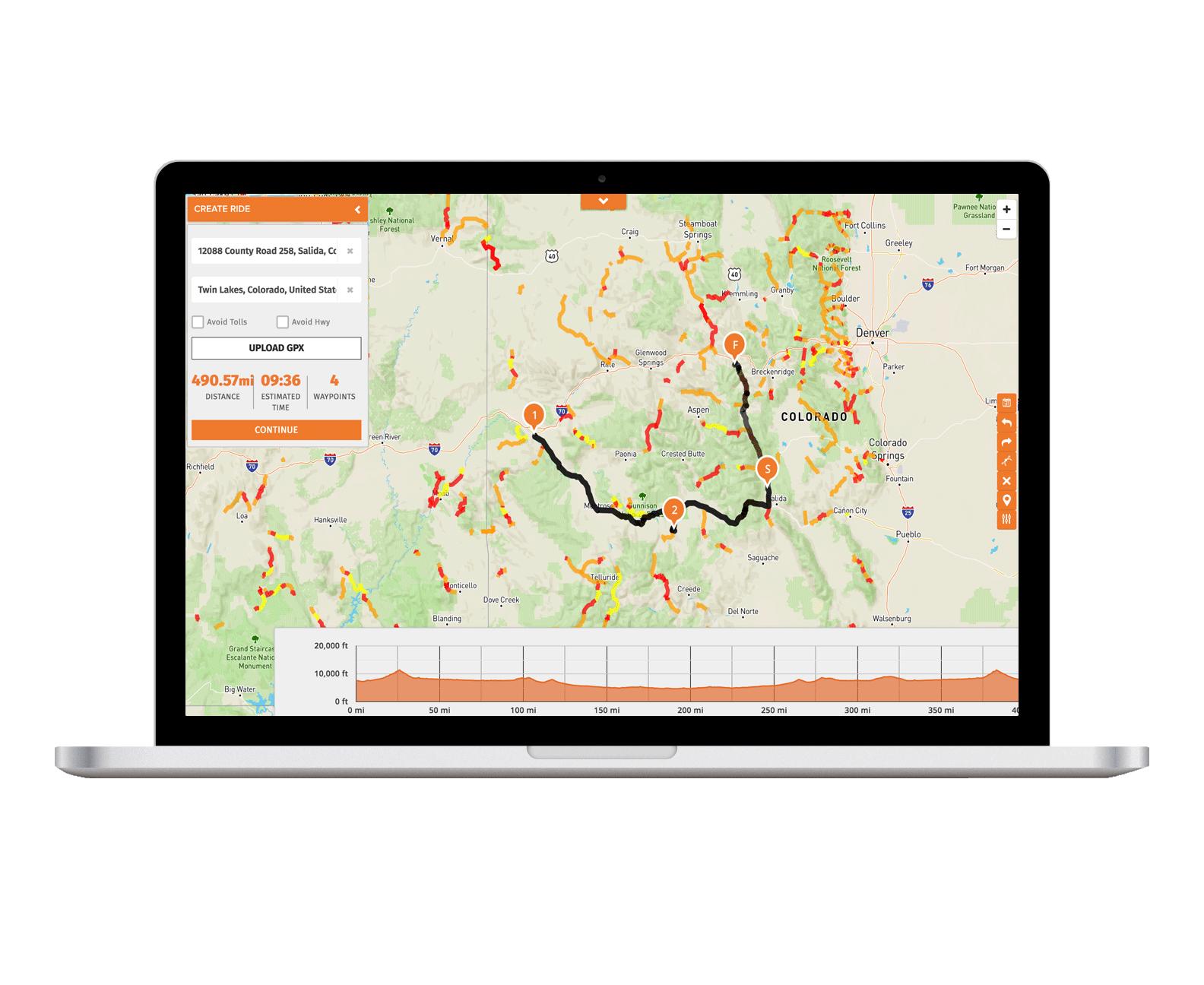 REVER | Trip Planner, GPS Tracker & Community