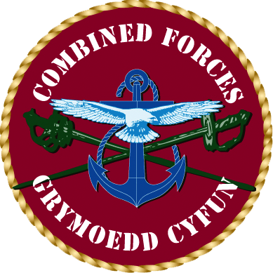 Combined Forces logo