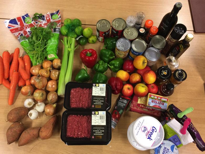 cooking ingredients photo