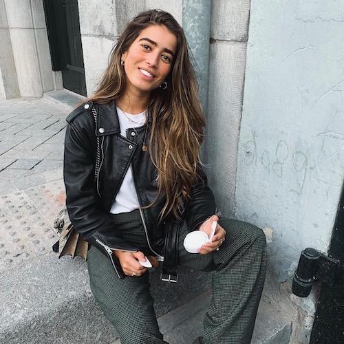 Nederlandse fashion influencer Bruna Bear in de influencer DNA top 30 lijst