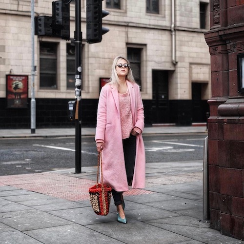 Nederlandse fashion influencer Jint van den Brink in de influencer DNA top 30 lijst