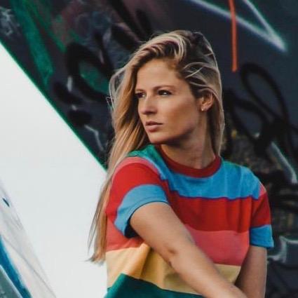 Nederlandse fashion influencer Robin Mevissen in de influencer DNA top 30 lijst