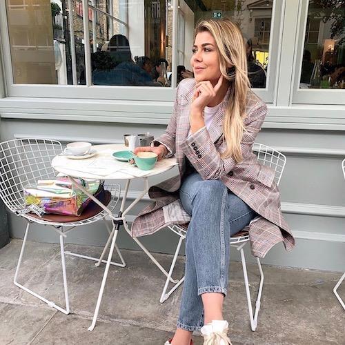 Nederlandse fashion influencer Robin Singels in de influencer DNA top 30 lijst