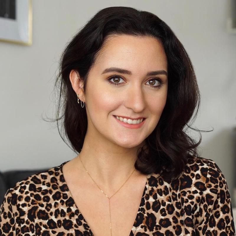 Nederlands Beauty Influencer Helen van den Nieuwenhuizen in de influencer DNA top 30 lijst