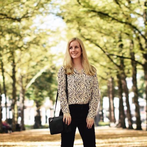 Nederlands Beauty Influencer Sophie Carleen in de influencer DNA top 30 lijst