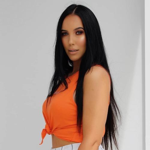 Nederlands Beauty Influencer An Knook in de influencer DNA top 30 lijst