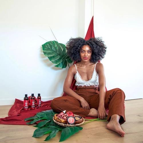 Nederlands Beauty Influencer Angela Onuoha in de influencer DNA top 30 lijst