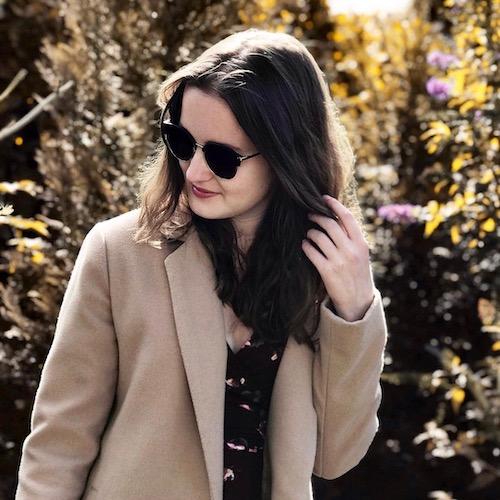 Nederlands Beauty Influencer Celine Klooster in de influencer DNA top 30 lijst