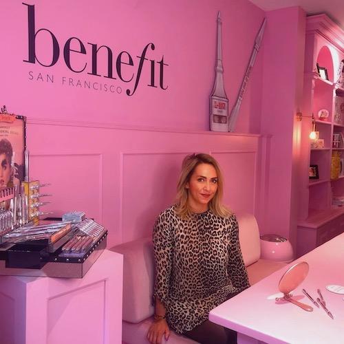Nederlands Beauty Influencer Debbie Zwiers in de influencer DNA top 30 lijst