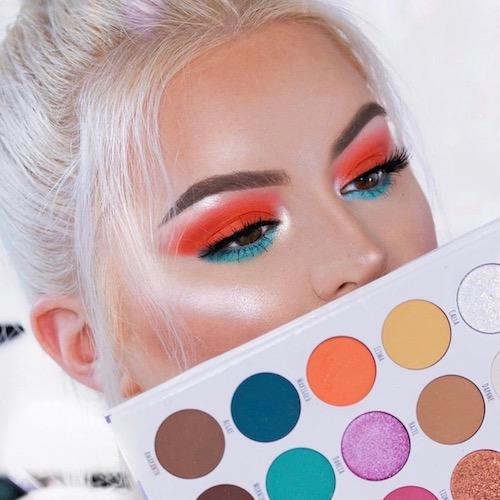 Nederlands Beauty Influencer Kim ter Stege in de influencer DNA top 30 lijst