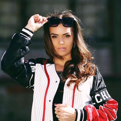 Nederlands Beauty Influencer Laura Ponticorvo in de influencer DNA top 30 lijst