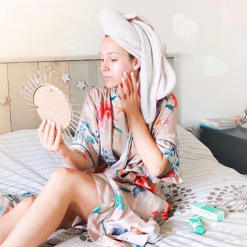 Nederlands Beauty Influencer Lotte de Jonge in de influencer DNA top 30 lijst