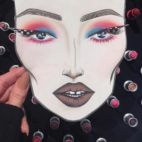 Nederlands Beauty Influencer Maria Filipov in de influencer DNA top 30 lijst