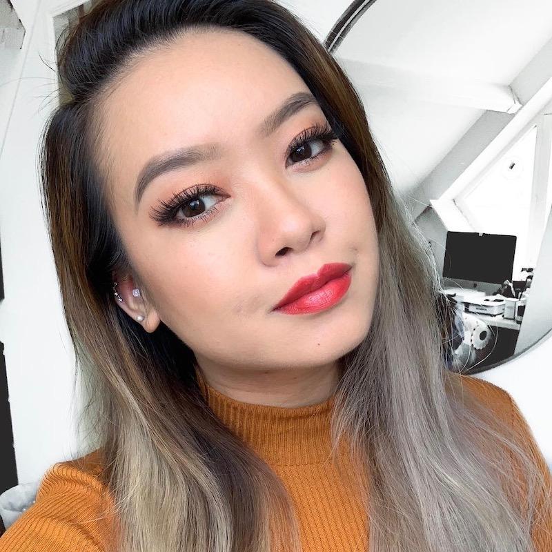 Nederlands Beauty Influencer An Dang in de influencer DNA top 30 lijst