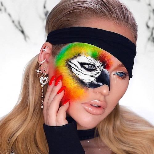Nederlands Beauty Influencer Nikkie de Jager in de influencer DNA top 30 lijst