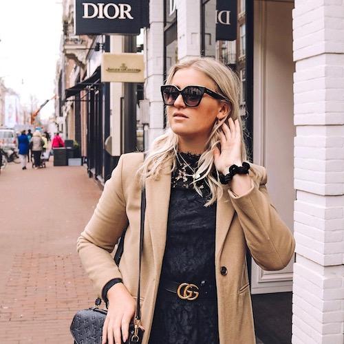 Nederlands Beauty Influencer Daphne van Kerkhoff in de influencer DNA top 30 lijst
