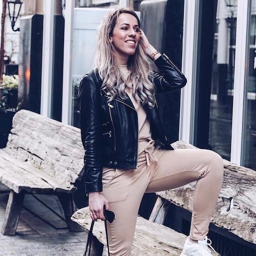 Nederlands Beauty Influencer Marloes Mol in de influencer DNA top 30 lijst